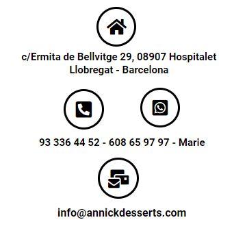 Contacto Annick Barris